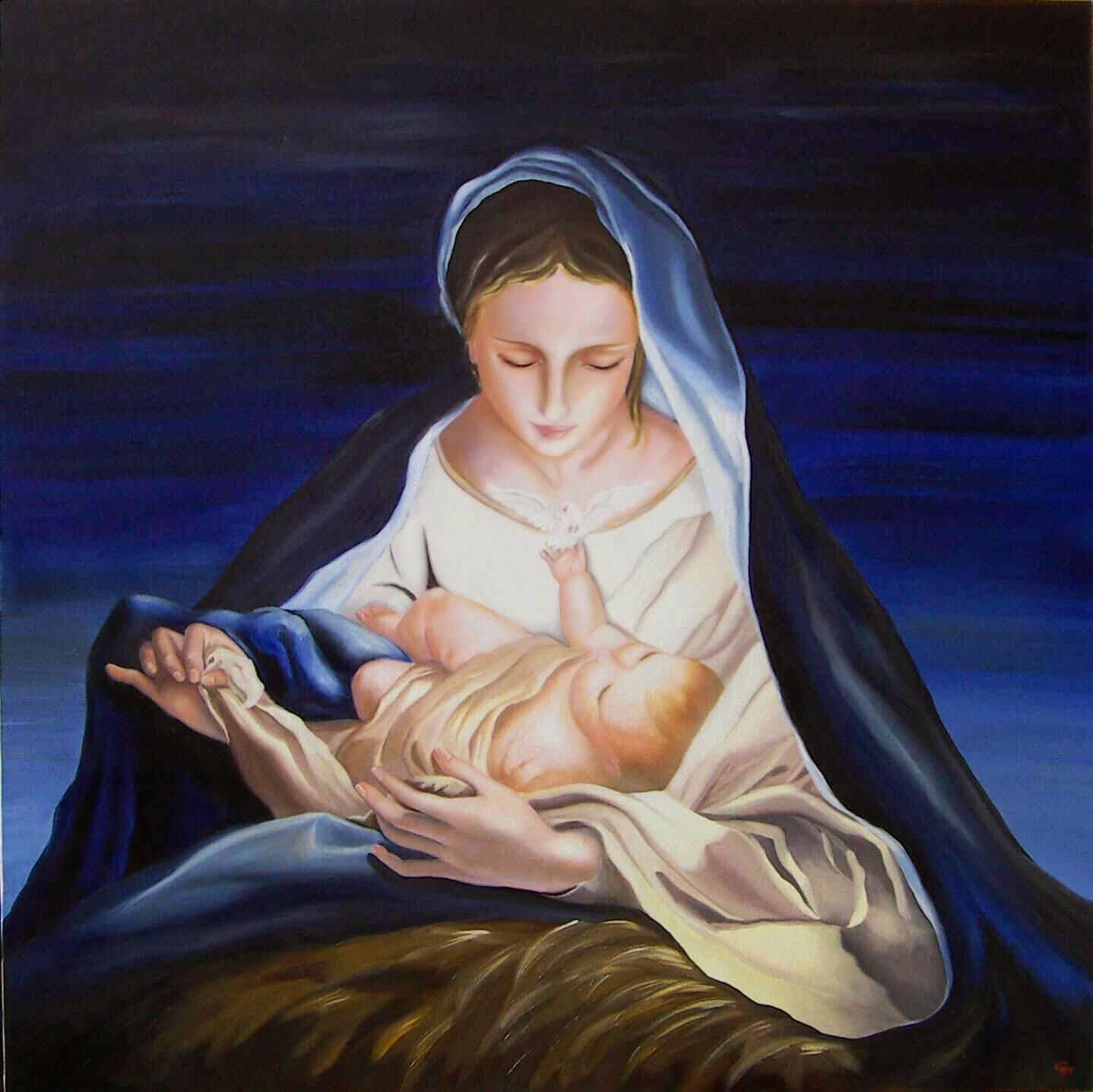 Mais De 100 Belíssimas Colocações Dos Santos Sobre Nossa Senhora